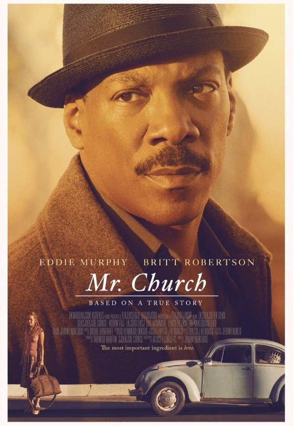Мистер Черч - Mr. Church