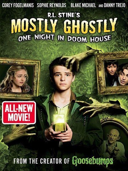 Небольшое привидение: Одна ночь в проклятом доме - Mostly Ghostly 3- One Night in Doom House