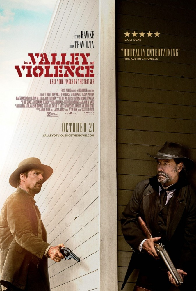 В долине насилия - In a Valley of Violence