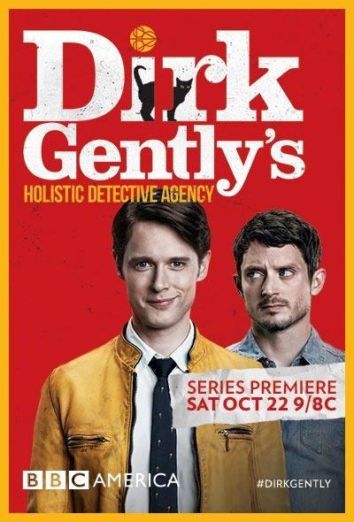 Детективное агентство Дирка Джентли - Dirk Gently's Holistic Detective Agency