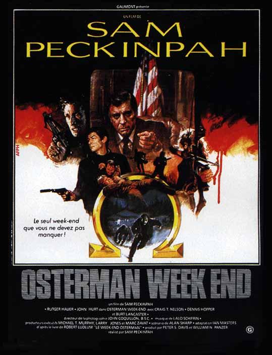 Уик-энд Остермана - The Osterman Weekend
