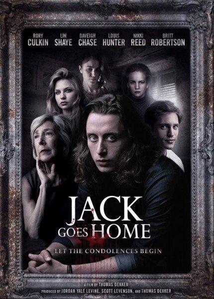Джек отправляется домой - Jack Goes Home