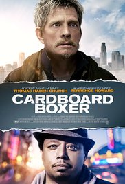 Боксер-марионетка - Cardboard Boxer