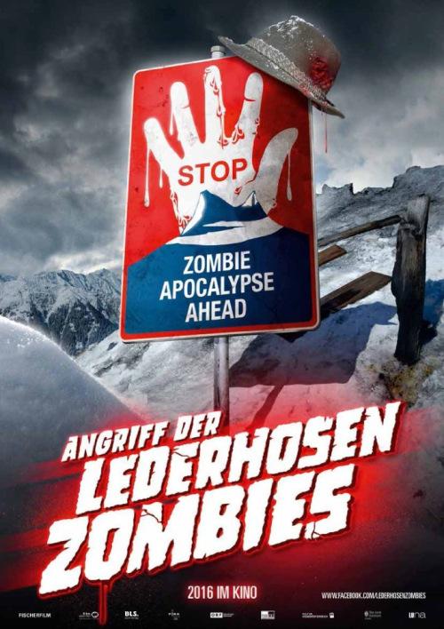 Атака зомби в кожаных штанах - Attack of the Lederhosenzombies