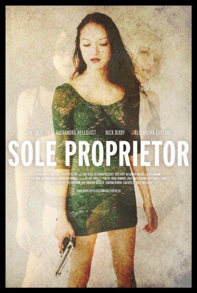 Единоличный собственник - Sole Proprietor