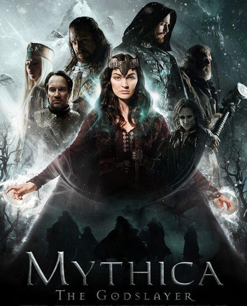 Мифика. Богоубийца - Mythica- The Godslayer