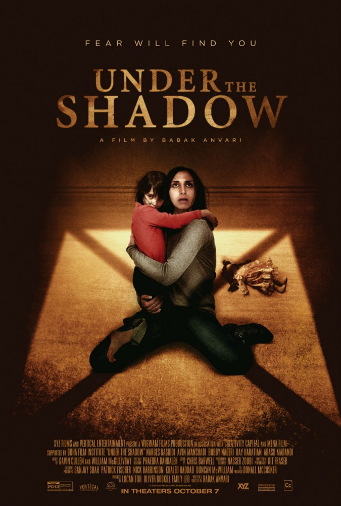 В тени - Under the Shadow