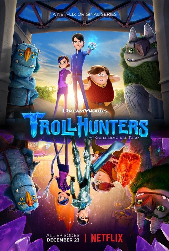 Охотники на троллей - Trollhunters