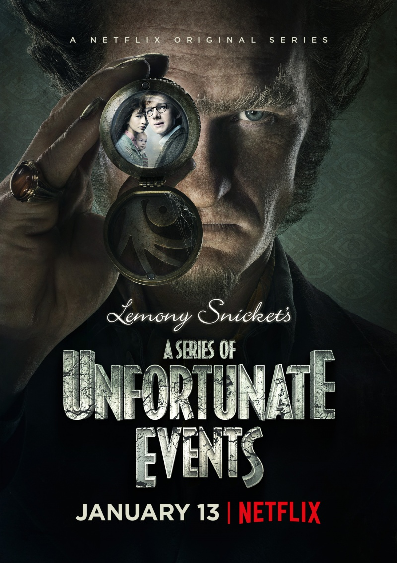 Лемони Сникет: 33 несчастья - A Series of Unfortunate Events