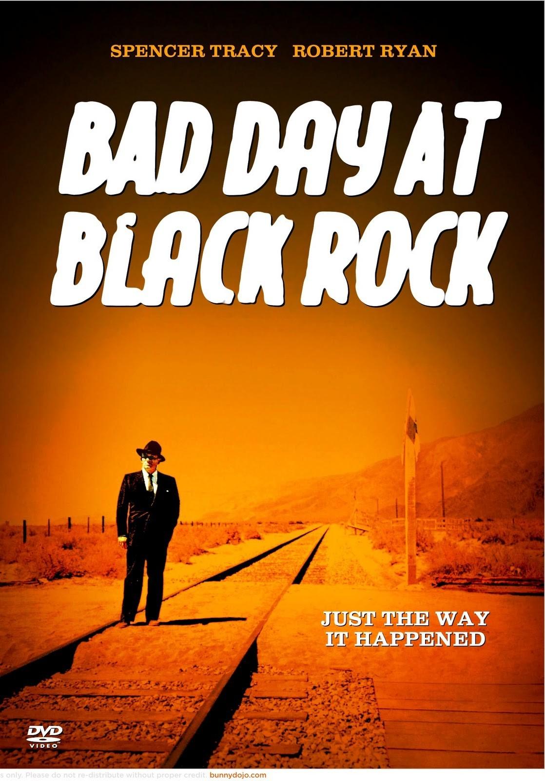 Плохой день в Блэк Рок - Bad Day At Black Rock