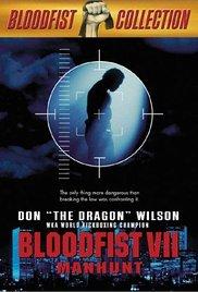 Кровавый кулак 7: Охота на человека - Bloodfist VII- Manhunt