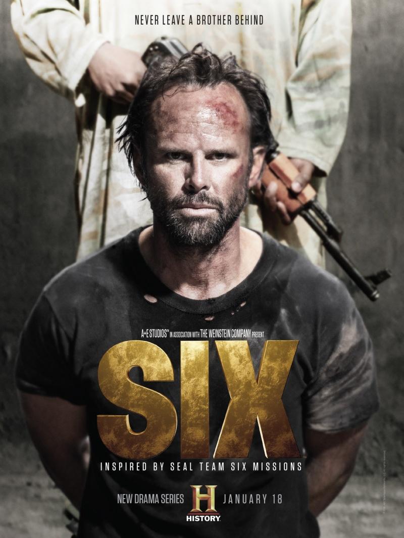 Шесть - Six