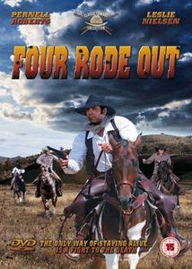 Четверо под одним небом - Four Rode Out