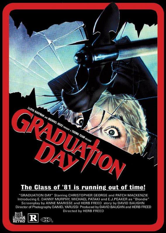 День окончания школы - Graduation Day