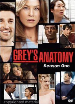 Анатомия страсти. Сезон 1 - Greys Anatomy. Season I