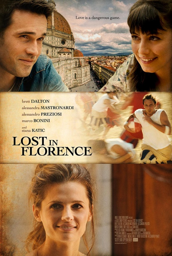Турист - Lost in Florence