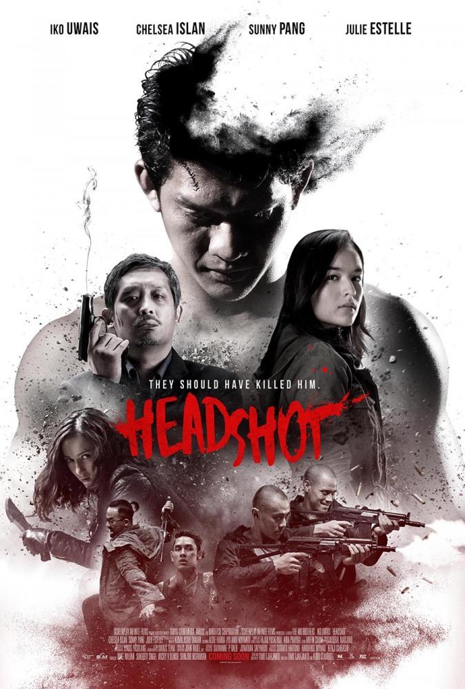 Рейд: Пуля в голове - Headshot
