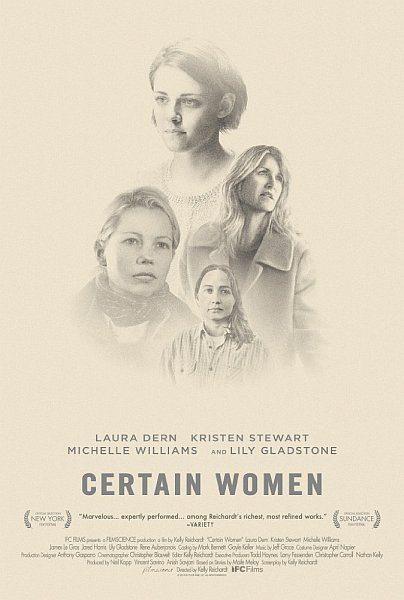 Несколько женщин - Certain Women