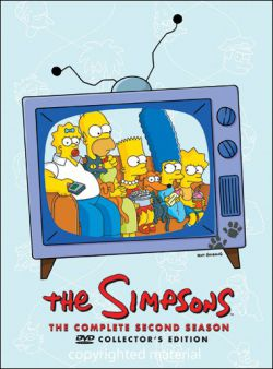 Симпсоны. Сезон 2 - The Simpsons. Season II