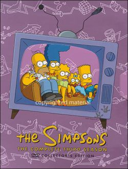 Симпсоны. Сезон 3 - The Simpsons. Season III