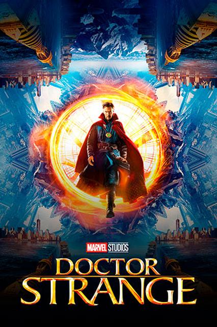 Доктор Стрэндж: Дополнительные материалы - Doctor Strange- Bonuces