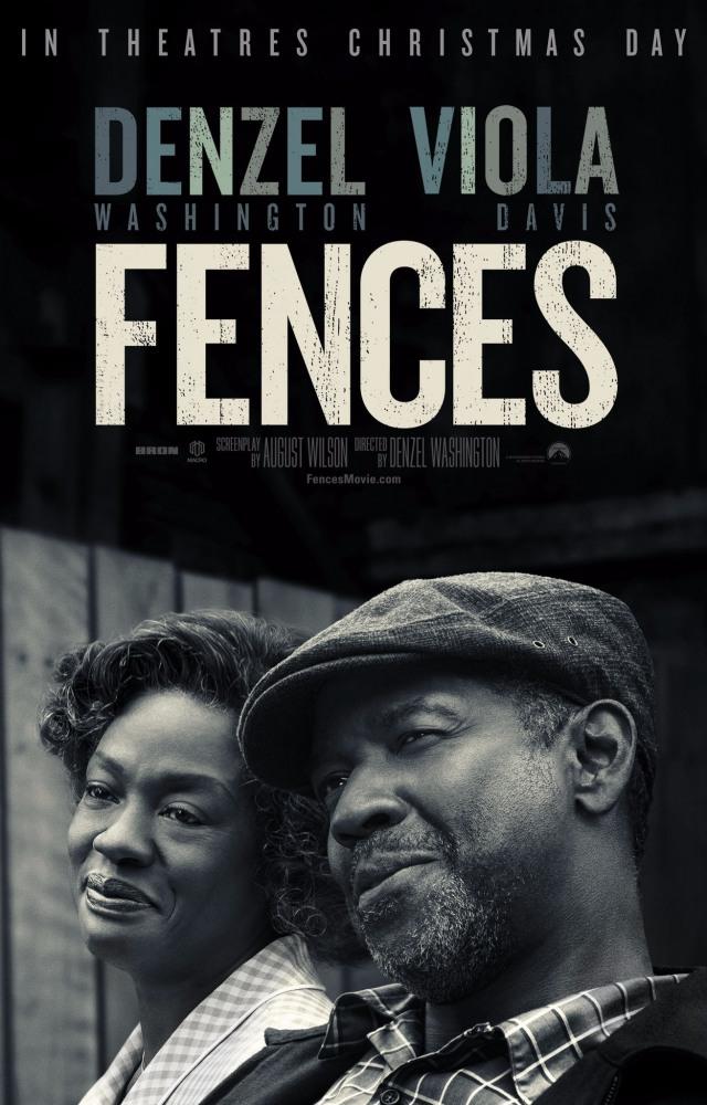 Ограды - Fences