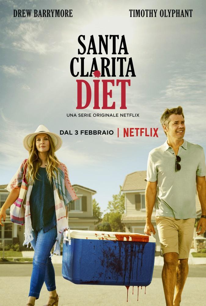 Диета из Санта-Клариты - Santa Clarita Diet