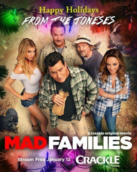 Безумные семейки - Mad Families