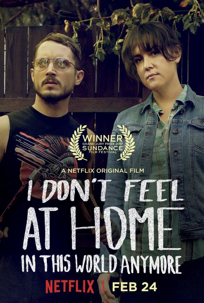 В этом мире я больше не чувствую себя как дома - I Don't Feel at Home in This World Anymore