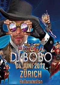 DJ Bobo - Mystorial - Das Konzert