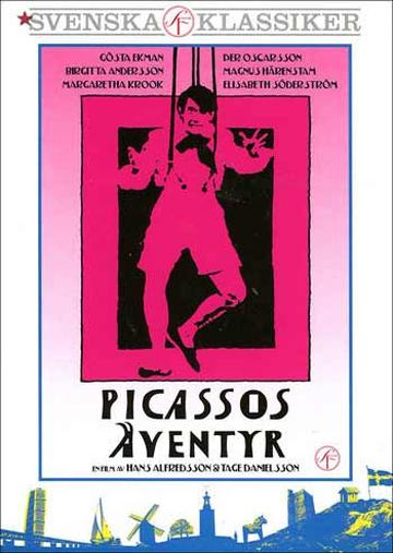 Приключения Пикассо - Picassos Г¤ventyr