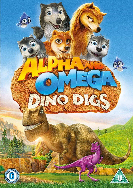 Альфа и Омега 6: Пещеры динозавров - Alpha and Omega- Dino Digs