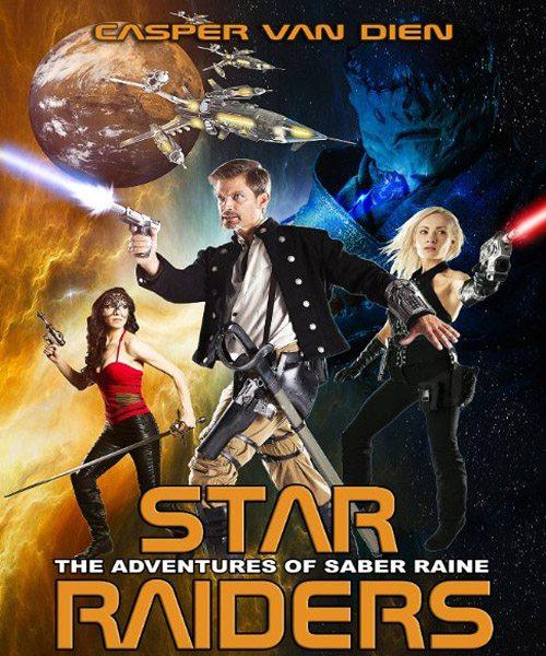Космические пираты: приключения Сайбер Рэйна - Star Raiders- The Adventures of Saber Raine