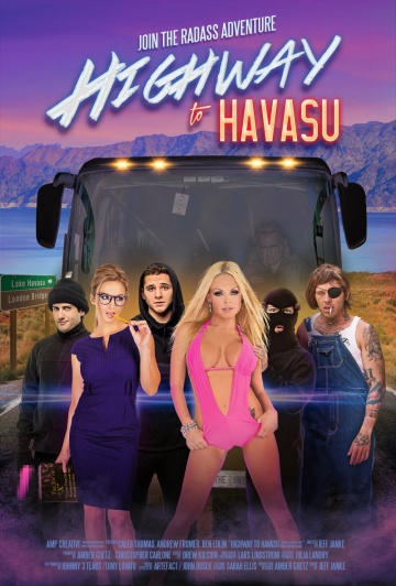 Шоссе на озеро Хавасу - Highway to Havasu