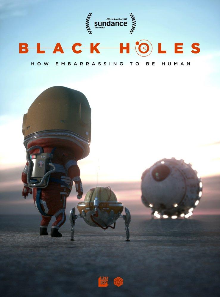 Чёрные дыры - Black Holes