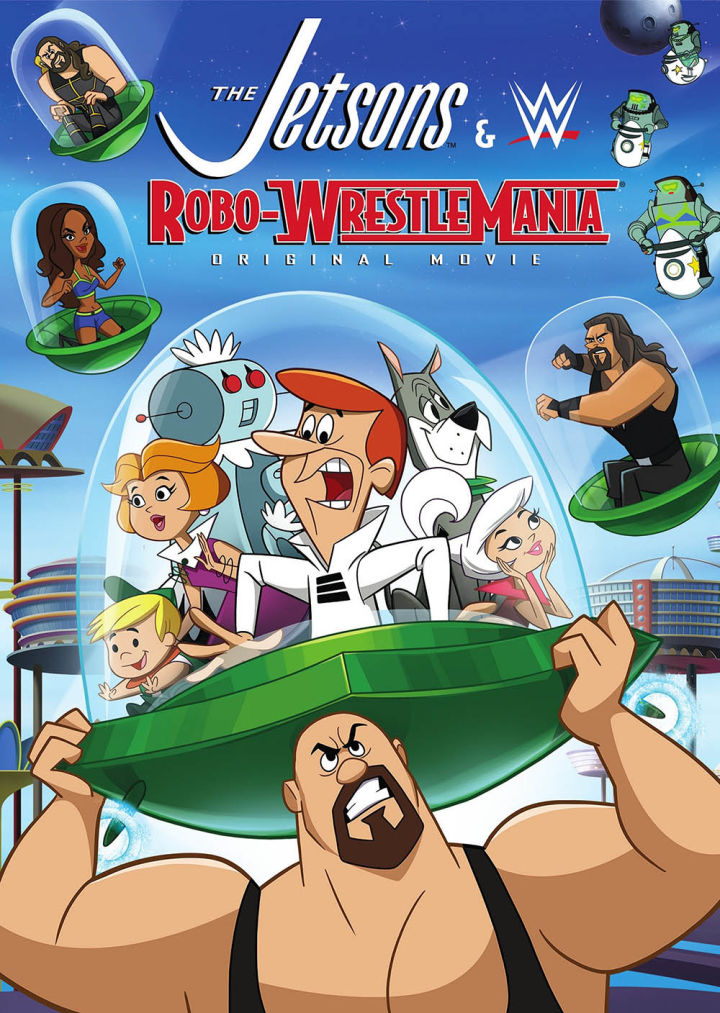 Джетсоны & Рестлинг: Робо-Рестлинг - The Jetsons & WWE- Robo-WrestleMania!