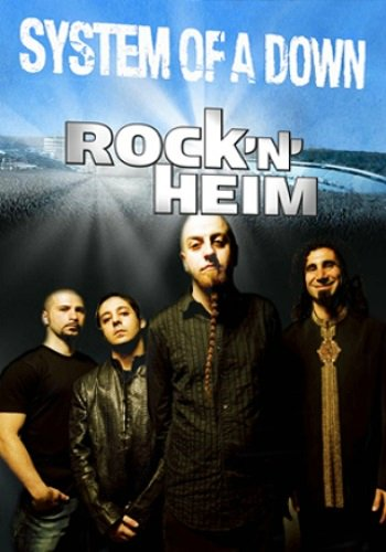 System Of A Down - Rock'n'Heim