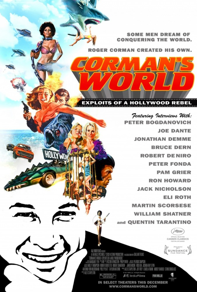 Мир Кормана - Corman's World- Exploits of a Hollywood Rebel