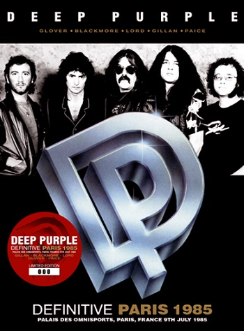 Deep Purple - Live Rockpalast [Palais Omnisport Paris 1985]