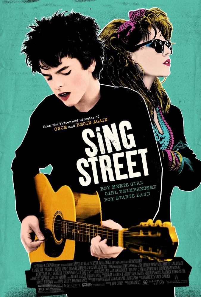 Синг Стрит - Sing Street