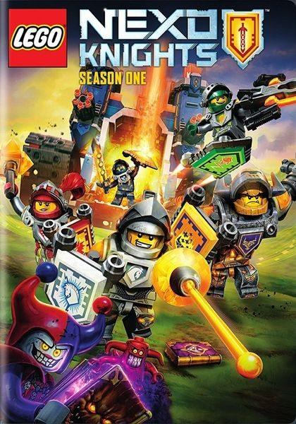 Lego: Рыцари Нексо - Lego Nexo Knights