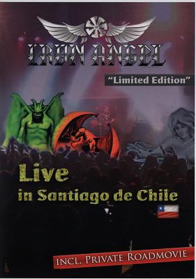 Iron Angel - Live In Santiago De Chile