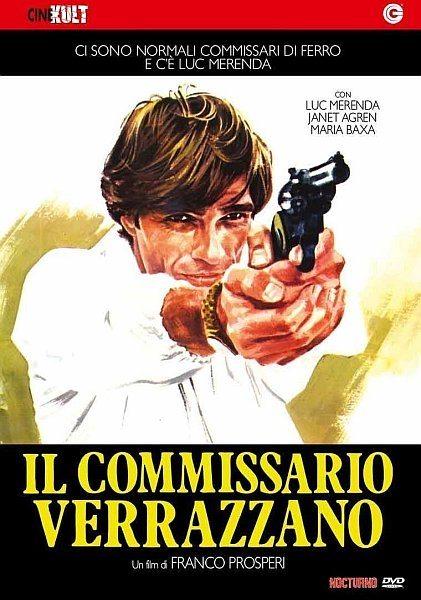 Комиссар Верраццано - Il commissario Verrazzano