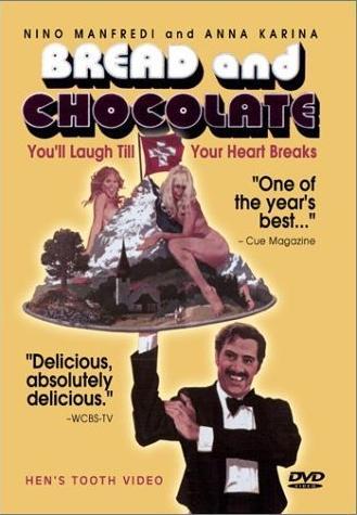 Хлеб и шоколад - Pane e cioccolata