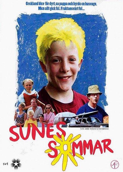 Лето Суне - Sunes sommar