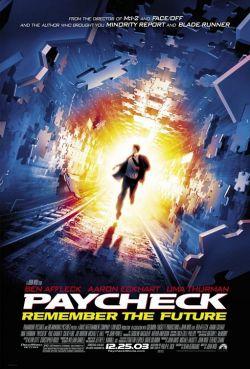 Час расплаты - Paycheck