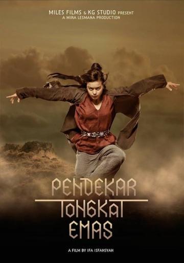 Воин с золотым шестом - Pendekar Tongkat Emas