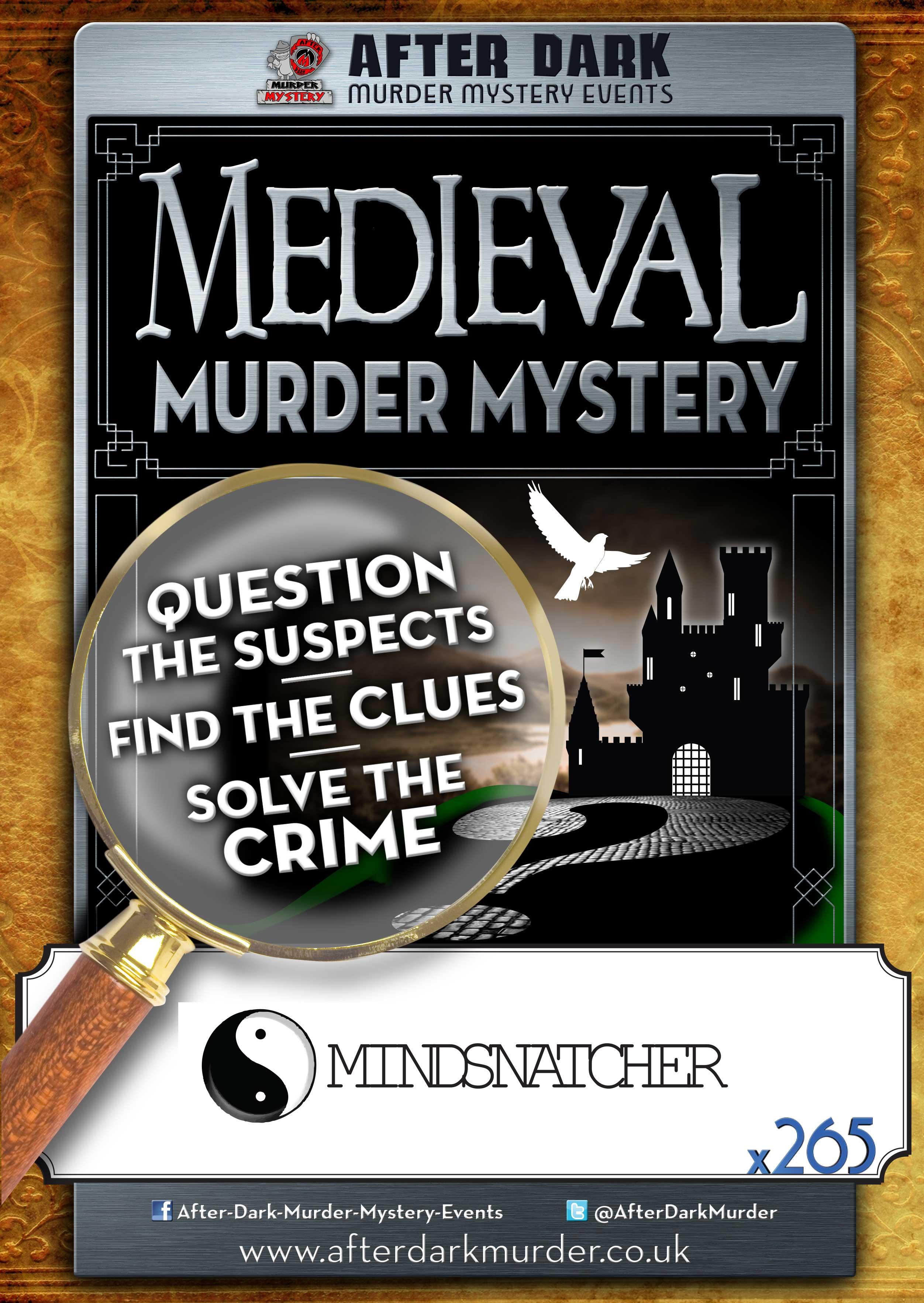 Загадочные преступления Cредневековья - Medival Murder Mysteries