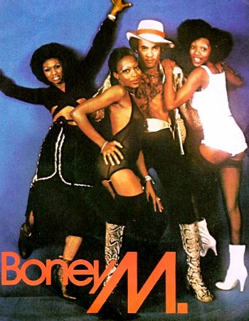 Boney M - The Video Hits Collection