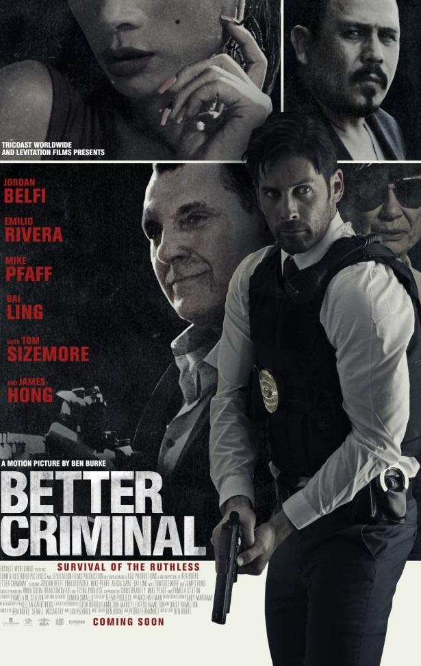 Хороший преступник - Better Criminal